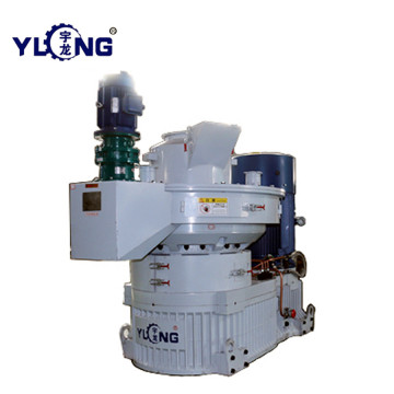 Biofuel Rice Husk Sawdust Pellet Granulator Wood Pelletizer