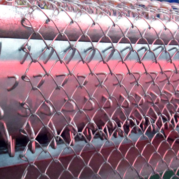 Galvanized Wire Chain Link Fence