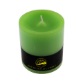Multi-colored Scented Voltive Pillar Candle