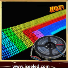 DMX RGB Flexible addressable led strip 12v