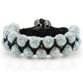 Shamballa Bracelets For Women AB Colorful Shamballa Jewels