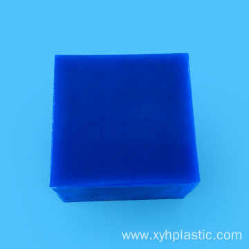 Blue 10mm Nylon PA6 Extruded Sheet