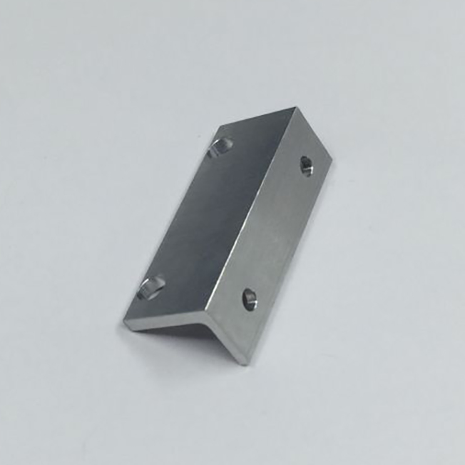 milled aluminum components