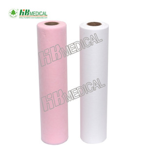 factory low price for PE Coated Tissue Paper breakpoint check mat  /bed sheet supply to Niue Supplier
