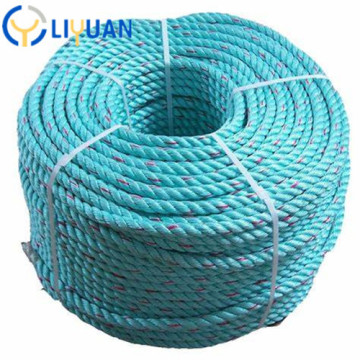 Factory sale 3-32mm diameter Various colorful PP Rope