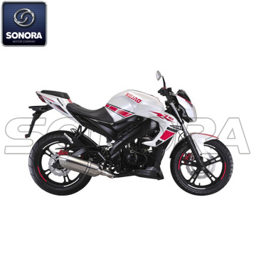 XGJAO XGJ250-21A Complete Scooter Spare Parts Original Spare Parts