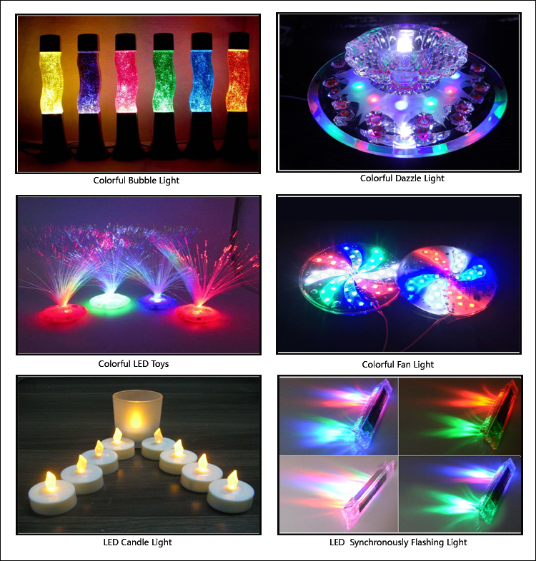 Bi-color led Application