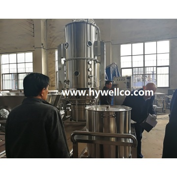 Vertical Fluidizing Dryer Machine