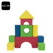 Melors EVA Kindergarten Jumbo Foam Building Blocks