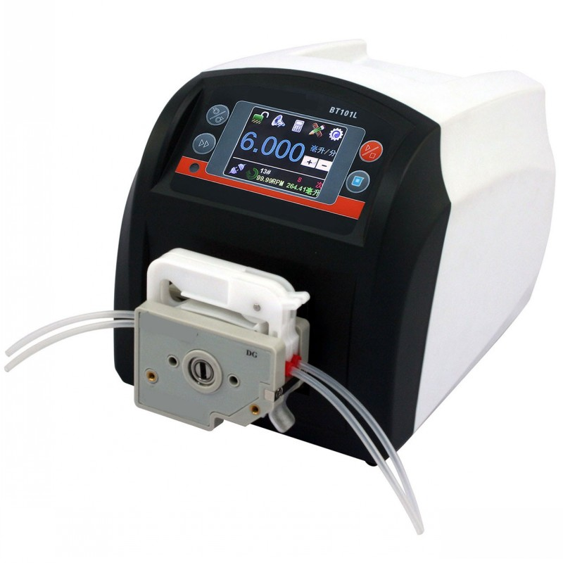 Cheap price touch screen dosing peristaltic pump