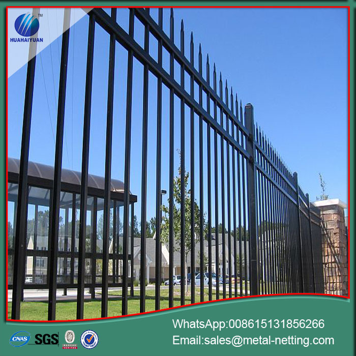 Security Steel Fence