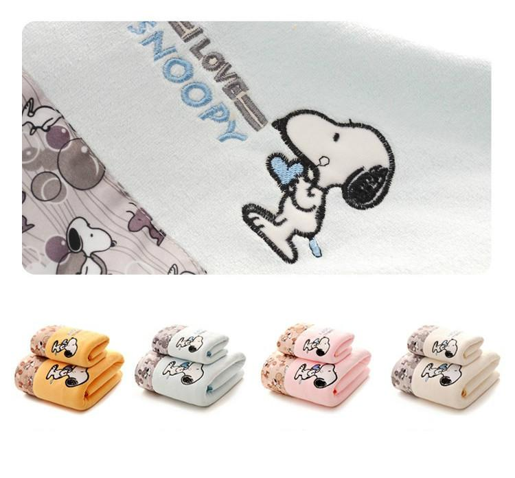 Towel bath towel set microfiber lace embroidery cartoon soft water absorption adult men and women (9)