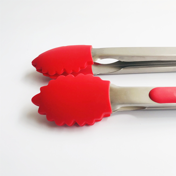 silicone tongs