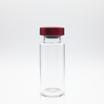 8ml Sterile Serum Vials Red Cap