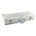 Aluminum Box Stainless Steel BBQ set