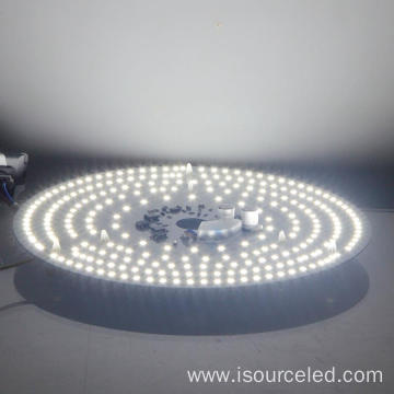 Acrich2 Ac Led Modules dc 12v Magnet installation
