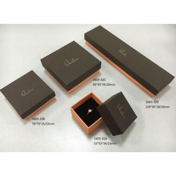 Custom High-end Top and Bottom Bracelet Packaging Box