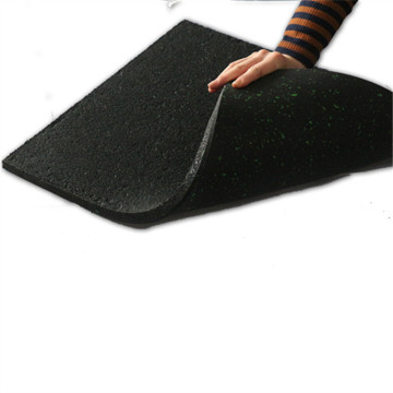 EPDM SBR Rubber floor for home gym