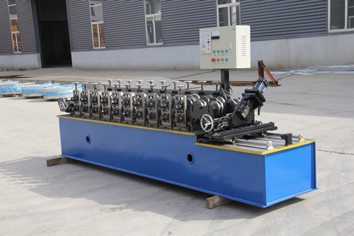 C U L Gypsum Wall Forming Machine