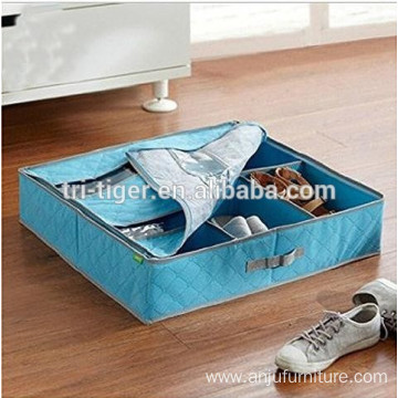 Underbed Shoes Cloths Storage Foldable Drawer Dividers Closet Organizer Bag
