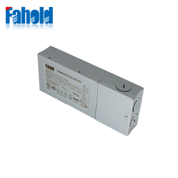 Flicker-Free Dimmable Dali 52W UL LED Light Driver