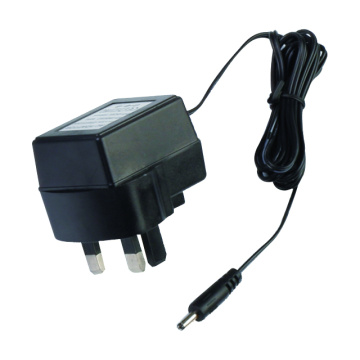 1.5-3W UK Plug Linear Power Adapter