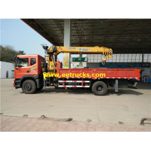 XCMG 12m 8ton Truck with Cranes
