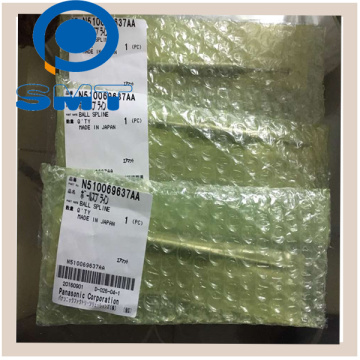 Best Price for for Offer Panasonic Smt Nozzle Assy,Panasonic Cn Nozzle Assy,Smt Panasonic Nozzle From China Manufacturer PANASONIC CM602 SPLINE SHAFT N510069637 supply to Indonesia Manufacturers