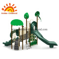 Forest Style Outdoor Playgrounnd Equipment For Children