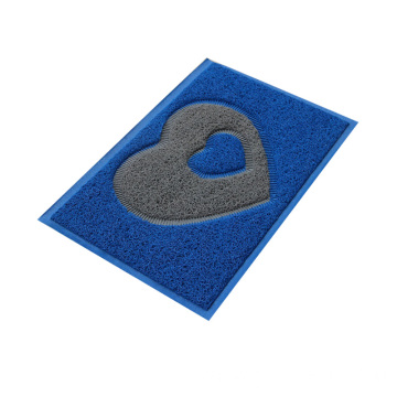 Professional anti slip doormat carpet door mat