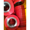 Custom Label Paper Feeding Urethane Drive Rollers Wheels