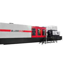 High- speed plastic injection machine
