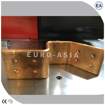 Turret Type Busbar Press Machine