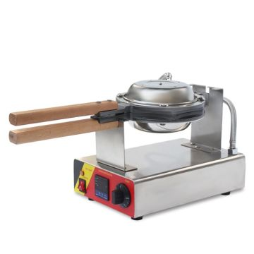 commercial digital bubble waffle maker for sale
