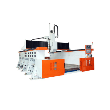 CNC Mold Cutting and Carving Machine