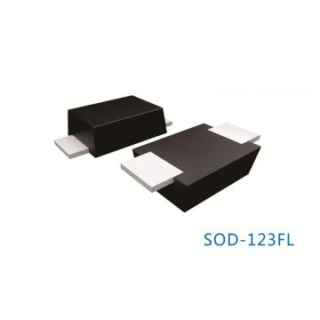Surface Mount 1A 100V Standard Rectifier Diode