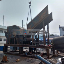 Industrial Scrap Metal Crushing Equipment