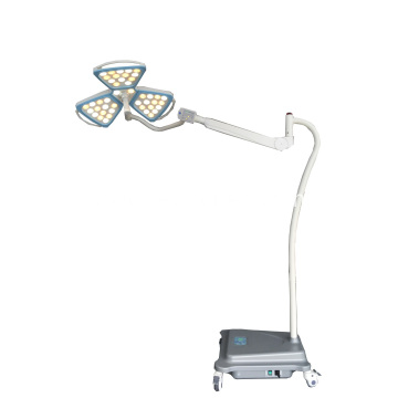Mobile LED Flower Type Operating Lamp