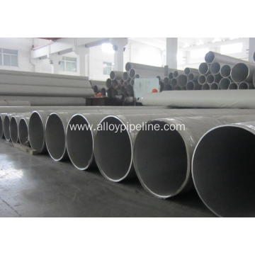 30 Inch TP347 1.4541 EFW Stainless Steel Pipe