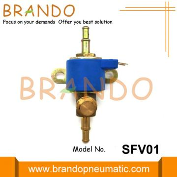 Petrol Shut-off Solenoid Valve Lovato Type Normally Closed