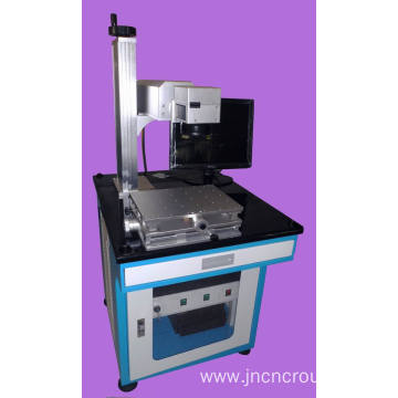 Stainless Steel Plastic Fiber Laser Marking Machine