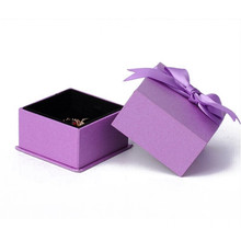 Custom Jewelry Packaging Ring Gift Luxury Paper Box