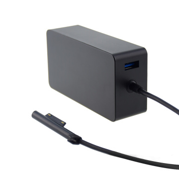 Microsoft Surface Charger 15V 2.58A with USB-A Port