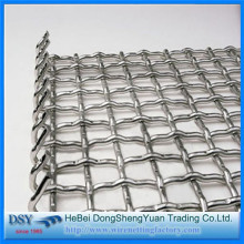 Trade Assurance Square Crimped Wire Mesh