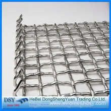 SUS316 Crimped Wire Mesh with Gauge 6-24