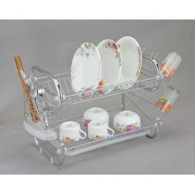 2 Tier Dish Compound Shelf