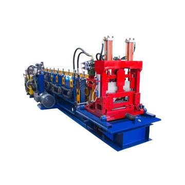 CZ Purlin Bending Roll Forming Machine