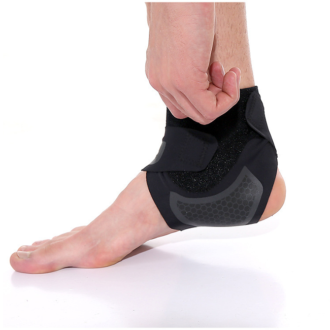 breathable ankle strap