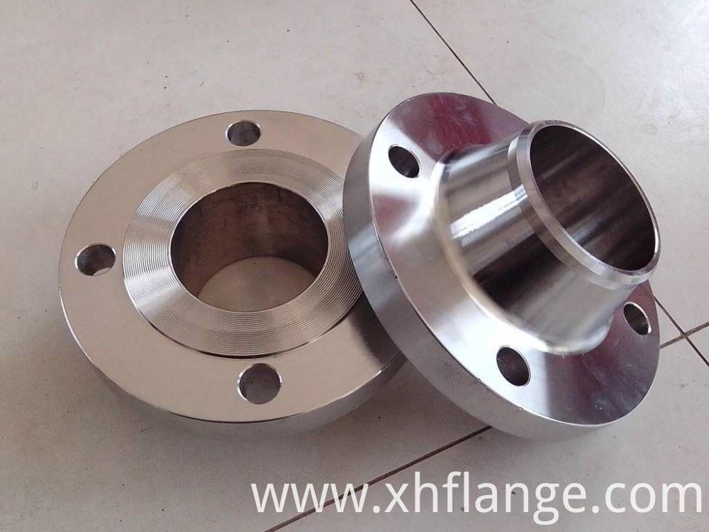 forging carbon flange