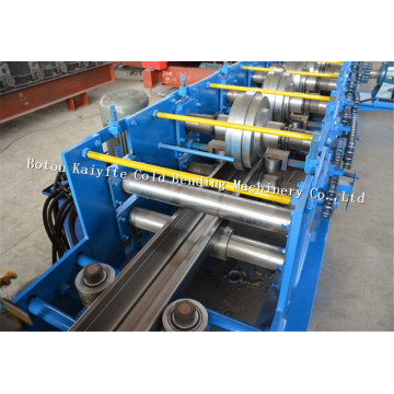 Galvanized Security Door/Gate Frame Roll Forming Machine